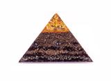 """Orgonitpyramide """"Cheops goldener Schnitt"""" _"""