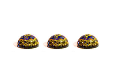 3 Königskuppel Orgonit Paket
