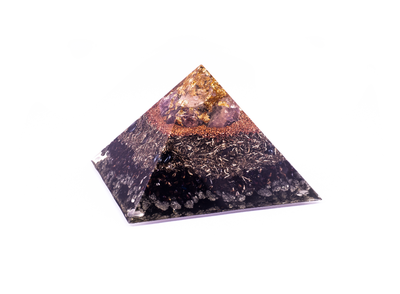 """Orgonitpyramide """"Cheops goldener Schnitt"""""""