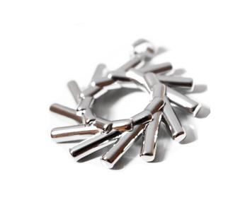 Elementewirbel Anhänger 925 Silber | Ein Schmuckstück für die Seele